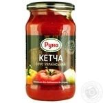 Соус томатный Руна Кетча Украинский 485г - купить, цены на Ашан - фото 1