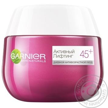 Крем дневной Garnier Активный лифтинг 45+ 50мл - купить, цены на Ашан - фото 2