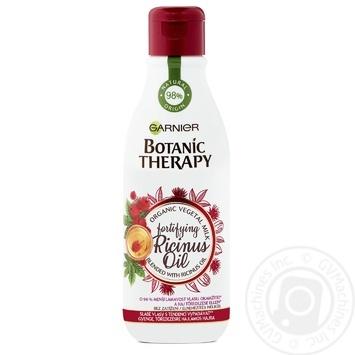 Маска-молочко Garnier Botanic Therapy Касторова олiя для слабких схильних до випадіння волосся 250мл - купити, ціни на Novus - фото 4