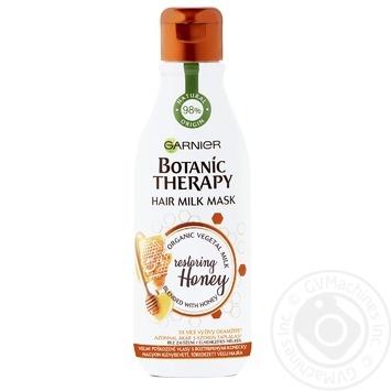 Маска-молочко Garnier Botanic therapy Мед для поврежденных и секущихся волос 250мл - купить, цены на Novus - фото 4