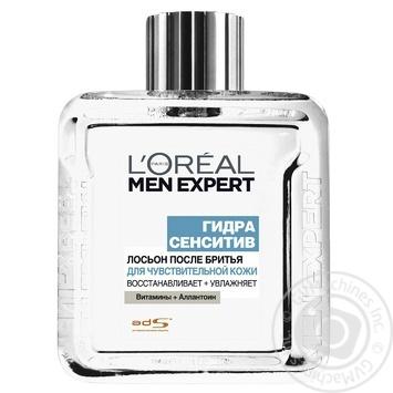 Лосьон L'Oreal Men Expert Гидра сенситив после бритья 100мл - купить, цены на Novus - фото 2