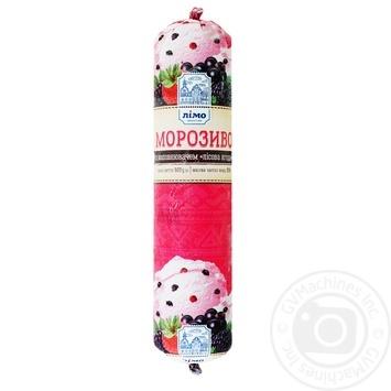 Мороженое Лимо с наполнителем лесная ягода 500г - купить, цены на Ашан - фото 1