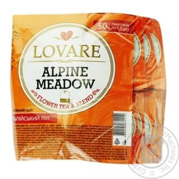 Lovare Alpine Meadow Tea 50pcs*1,5g