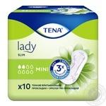 Прокладки Tena Lady Slim Mini урологические 10шт - купить, цены на СитиМаркет - фото 7