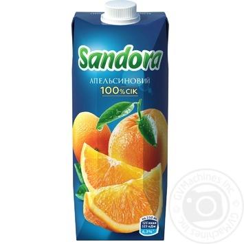 Сок Sandora апельсиновый 500мл - купить, цены на Восторг - фото 3