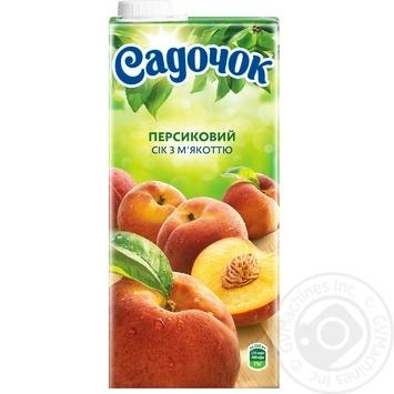 Сік Садочок персиковий 0,95л - купити, ціни на МегаМаркет - фото 4
