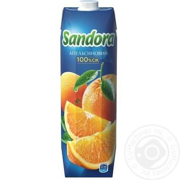 Сок Sandora апельсиновый 950мл - купить, цены на МегаМаркет - фото 3