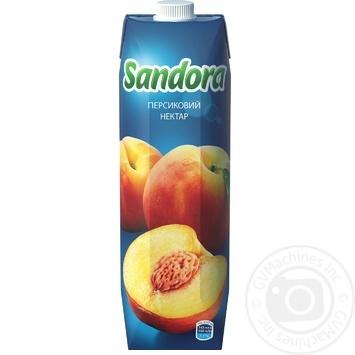 Нектар Sandora персик 950мл - купити, ціни на Фуршет - фото 3