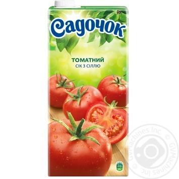 Сок Садочок томатный с солью 1,93л - купить, цены на Фуршет - фото 4