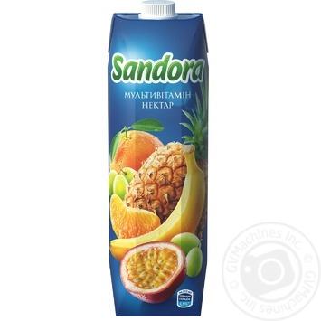 Нектар Sandora мультивітамінний 950мл - купити, ціни на Метро - фото 3