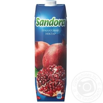 Нектар Sandora гранатовий 950мл - купити, ціни на Метро - фото 3