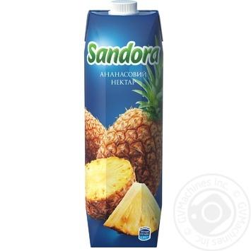 Нектар Sandora Ананас 950мл - купити, ціни на МегаМаркет - фото 3