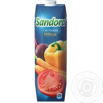 Сік Sandora овочевий 950мл - купити, ціни на МегаМаркет - фото 3