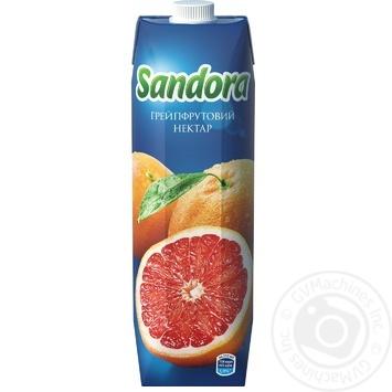 Нектар Sandora грейпфрутовый 950мл - купить, цены на МегаМаркет - фото 3
