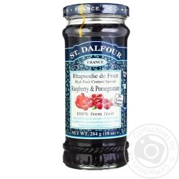 Джем Сент Далфур малина-гранат 284г - купить, цены на МегаМаркет - фото 3
