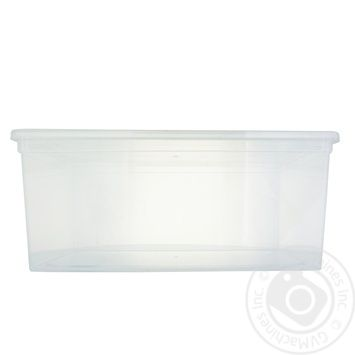 Euro Capacity for storage of things 8l - buy, prices for Auchan - image 1