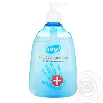 Мыло Joy жидкое антибактериальное 460мл - купить, цены на Восторг - фото 1