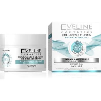 Крем Eveline напівжирний з колагеном для зрілої шкіри 50мл - купити, ціни на Ашан - фото 2