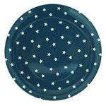 Тарелка Actuel десертная фарфоровая 19см