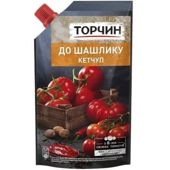 TORCHYN® Do Shashlyku Ketchup 270g - buy, prices for Novus - image 1