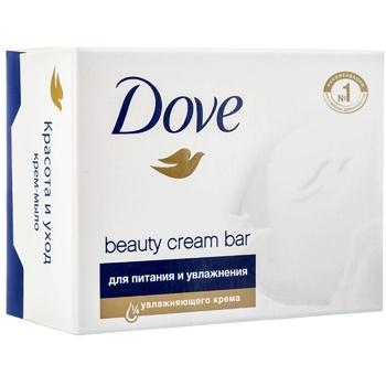 Крем-мило Dove Краса і догляд 135г - купити, ціни на Novus - фото 2