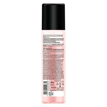Експрес-кондиціонер Gliss Split Hair Miracle для пошкодженого волосся та посічених кінчиків 200мл - купити, ціни на Novus - фото 4