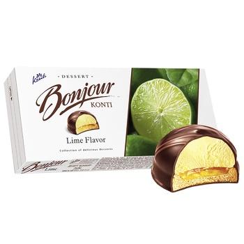 Konti Bonjour Lime Dessert 232g - buy, prices for EKO Market - photo 2