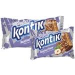 Conti Super Kontik Hazelnut Cookies 100g - buy, prices for Tavria V - image 2