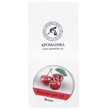 Balsam Aromatika cherry for lips 10g - buy, prices for MegaMarket - image 2
