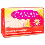 Мыло туалетное Camay Динамик 85г - купить, цены на Фуршет - фото 3