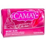 Camay Secret Bliss Soap 85g - buy, prices for Auchan - image 3