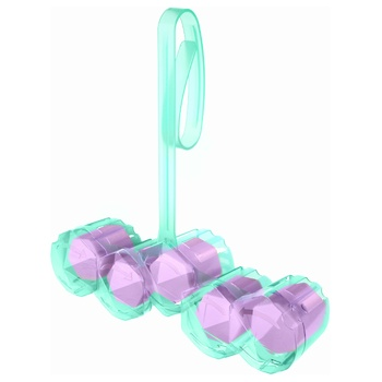 Блок туалетный Domestos Power 5 Свежесть лаванды 55г - купить, цены на СитиМаркет - фото 3