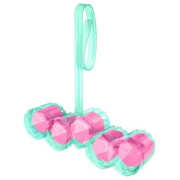 Блок для унитаза Domestos Ледяная магнолия - купить, цены на Ашан - фото 7