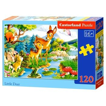 Castorland Puzzles 120 elements - buy, prices for Tavria V - image 2