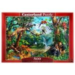 Іграшка-Пазл Castorland 500 тварини - купити, ціни на Ашан - фото 3