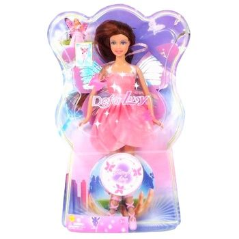 Defa Lucy Butterfil Fairy Doll - buy, prices for CityMarket - photo 2