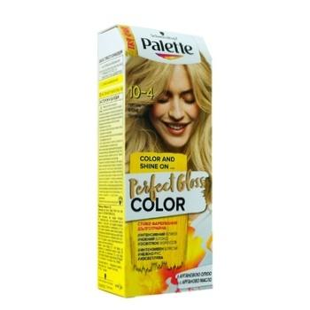 Schwarzkopf Palette Perfect Gloss Color 9-5 Light Gold Blonde - buy, prices for MegaMarket - image 1