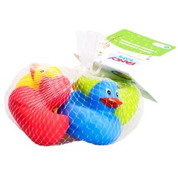 Іграшка Fancy Baby Веселі каченята - купити, ціни на МегаМаркет - фото 3