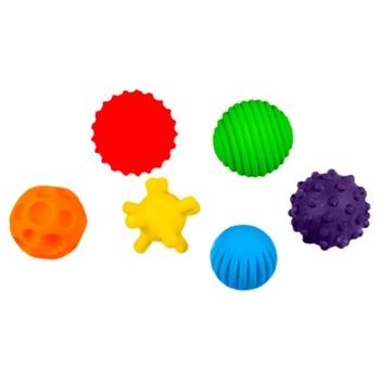 Развивающая игрушка Fancy Baby Тактилики - купить, цены на Novus - фото 2
