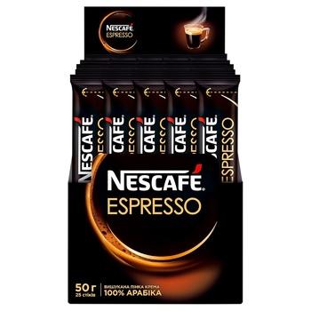 Кофе NESCAFÉ® Espresso растворимый стик 1,8г - купить, цены на Восторг - фото 2