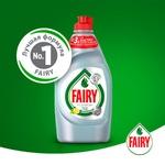 Средство для мытья посуды Fairy Platinum Лимон и лайм 430мл - купить, цены на Восторг - фото 8