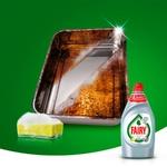 Средство для мытья посуды Fairy Platinum Лимон и лайм 430мл - купить, цены на Восторг - фото 7