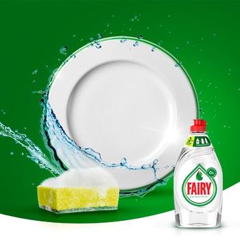 Засіб для миття посуду Fairy Pure & Clean 450мл - купити, ціни на Метро - фото 4
