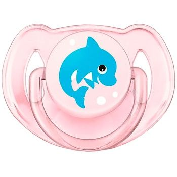 Avent Pacifier for Girls Dolphin+Turtle 6-18 months 2pcs - buy, prices for MegaMarket - image 4