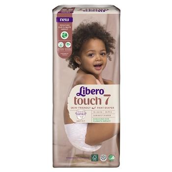 Подгузники-трусики Libero Touch 7 16-26кг 30шт - купить, цены на Восторг - фото 6