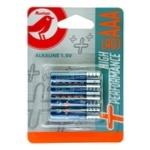 Батарейки Ашан High Performance LR03/AAA 4шт