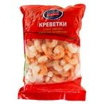 Креветки Лотус 41/50 вареные очищенные с хвостом 1кг