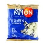 Пельмени Kamon со свининой 800г