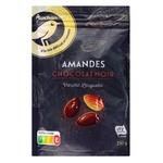Auchan Almond in Dark Chocolate 150g