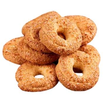 Печиво Biscotti Кокоша 400г - купити, ціни на CітіМаркет - фото 3
